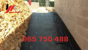 Impermeabilización de cubiertas y balcones en Jávea